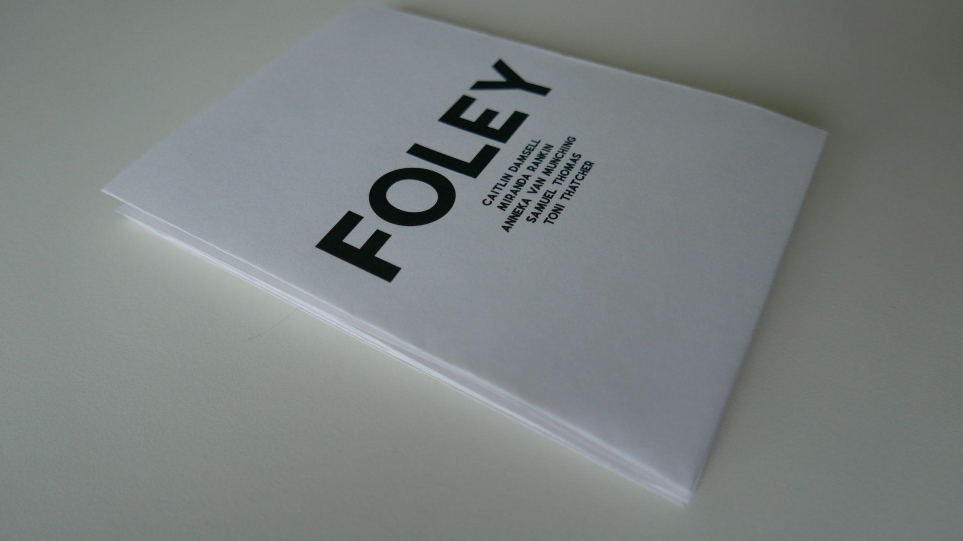 Foley Publication