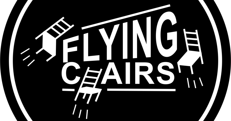 Design Process Of: The Flying Chairs Theatre Company Logo