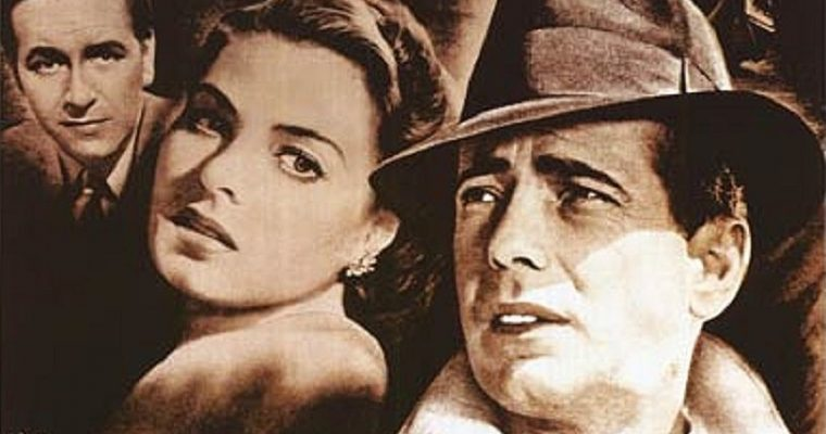 The Casablanca Film Poster & Designer Bill Gold