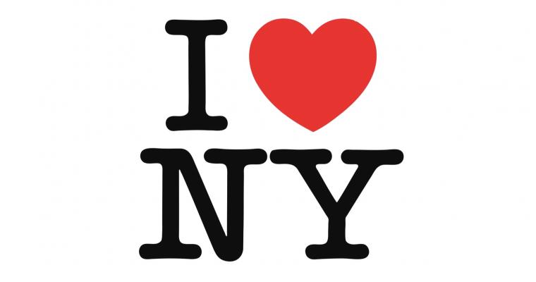 I Heart NY & Milton Glaser