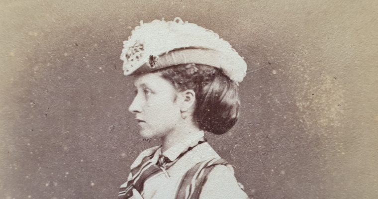Princess Alice of the United Kingdom (1843 – 1878) CDV