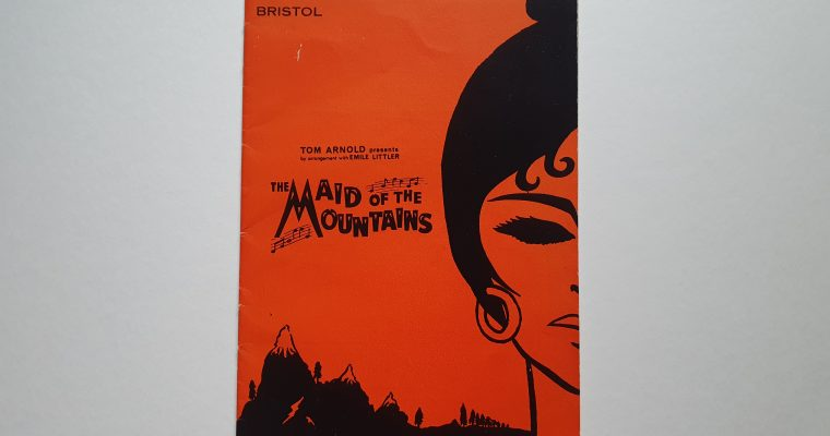 The Maid of the Mountains Programme (1964)