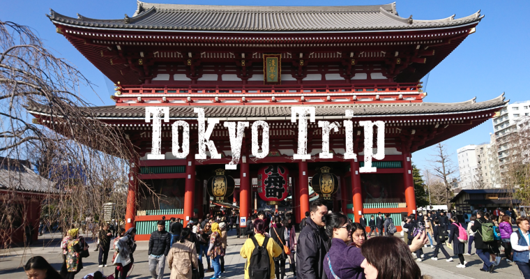 Design Process Of: Documenting My Tokyo Trip Using 1 Second Clips