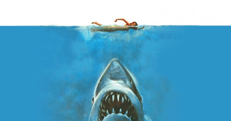 The Jaws Poster