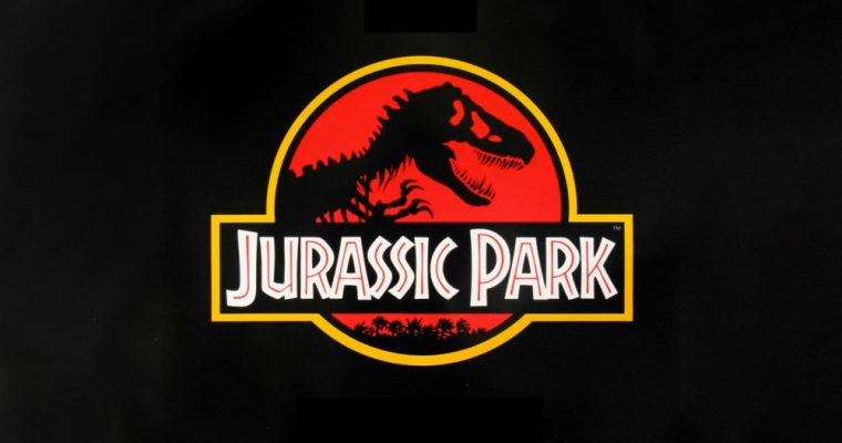 The Jurassic Park Logo