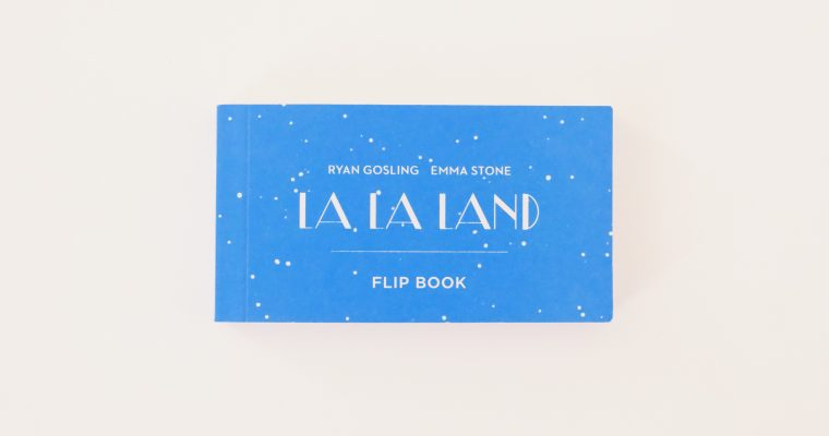 La La Land Premiere Flipbook
