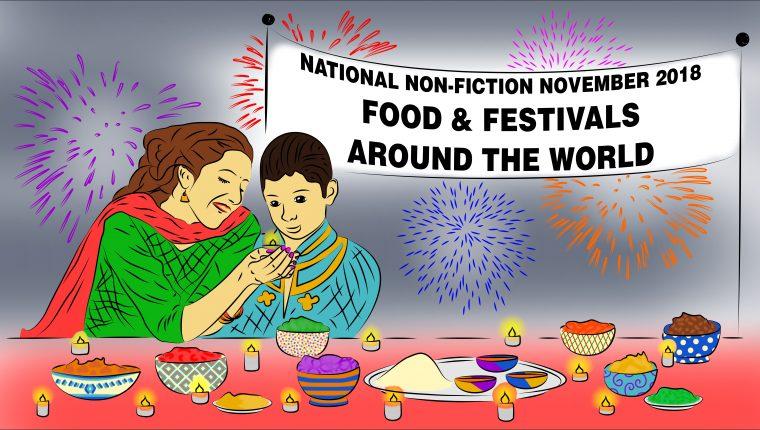 National Non-Fiction November Banner 2018
