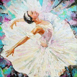 Fedchenko - Ballet Dancer
