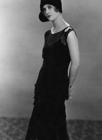 Chanel's The Little Black Dress 1920s