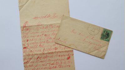 Lousia's New Year Letter Thumb