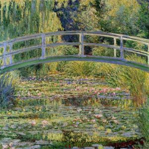 Monet 'Water Lillies'