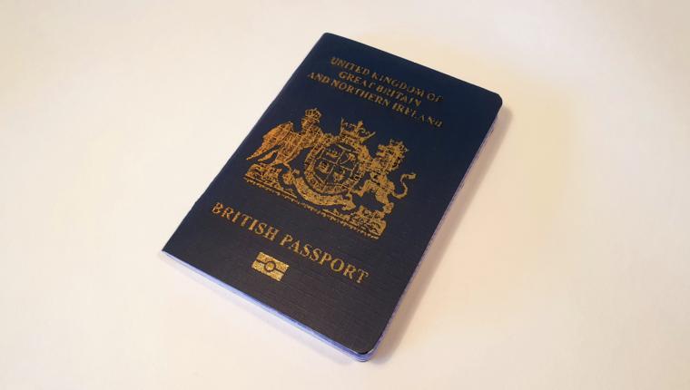 2030 Passport