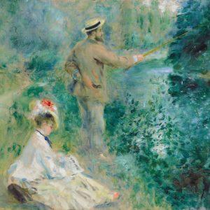 Renoir 'The Angler'