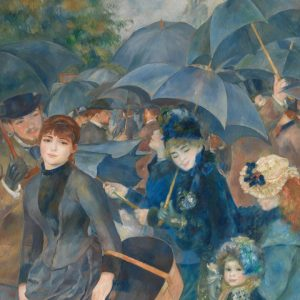 Renoir 'The Umbrellas'