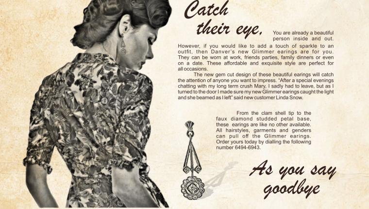 Catch Their Eye (Modern Values Advert)