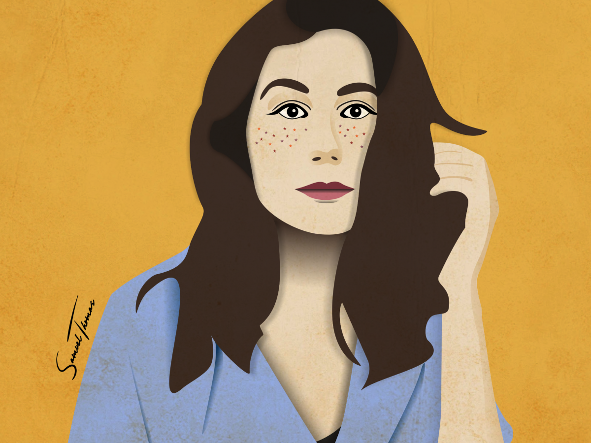 dodie Digital Portrait